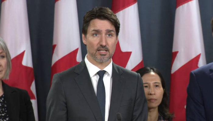 کرونا در کانادا؛ جاستین ترودو امروز از اختصاص یک میلیارد دلار برای مقابله با کرونا خبر داد