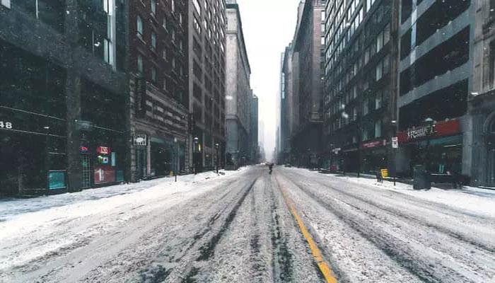 ممکن است فردا و هفته آینده در تورنتو برف ببارد