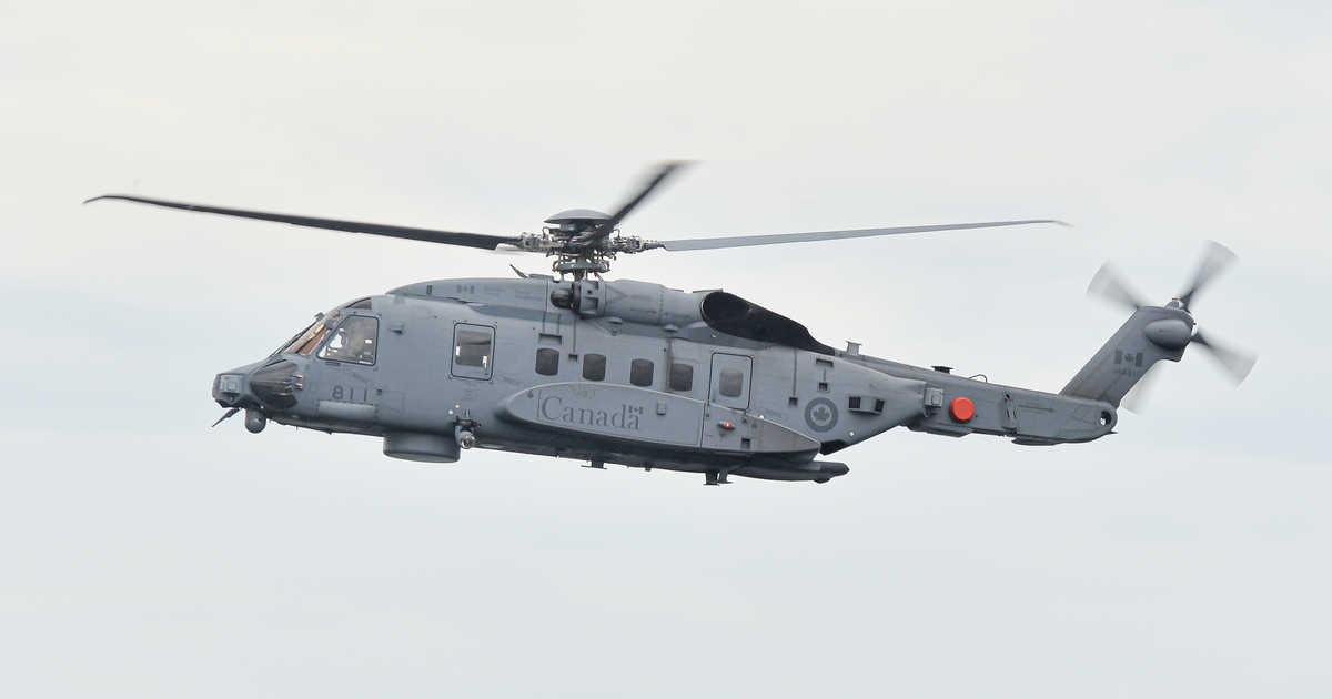 ترودو امروز سقوط هلیکوپتر کانادا با ۶ سرنشین نظامی این کشور در یونان را تائید کرد