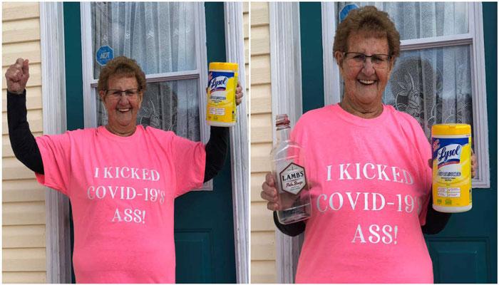 یک خبر خوب در روزگار تلخ؛ کانادایی ۹۲ ساله، کرونا را شکست داد