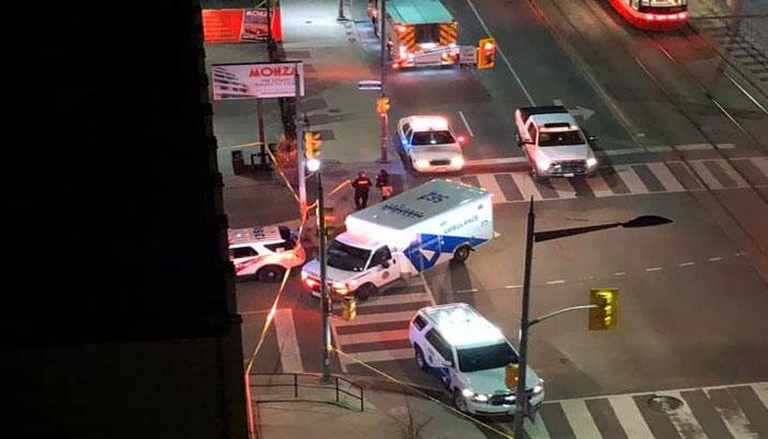 یک نفر در جریان تیراندازی دیشب در تورنتو جان خود را از دست داد