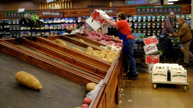 کرونا و بحران گوشت و سیب زمینی در کانادا