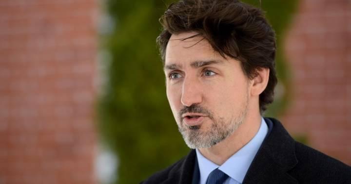 جاستین ترودو امروز از تولید ۳۰ هزار دستگاه تنفس مصنوعی در کانادا خبر داد