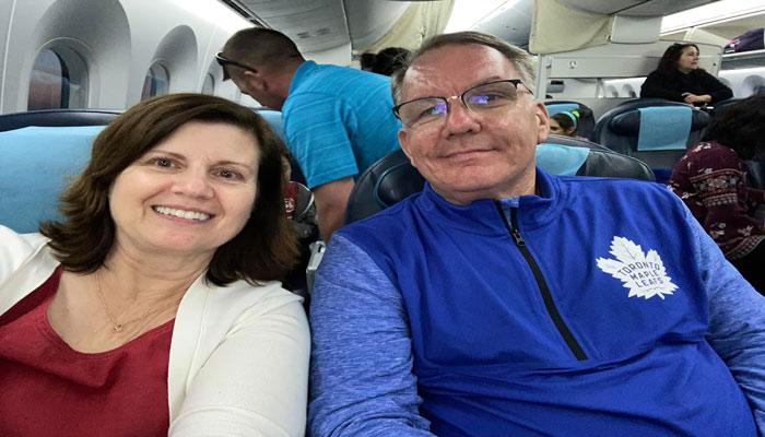 بازگشت زوج کانادائی از کشوری که کانادا در آن سفارت ندارد