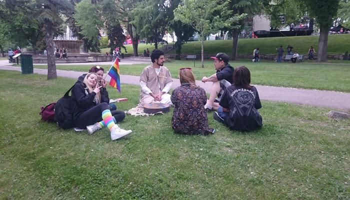 بازداشت دوباره مرد ایرانی در ساسکاتون؛ باز هم شعارنویسی علیه همجنسگرائی روی دیوارهای سه کلیسای دیگر