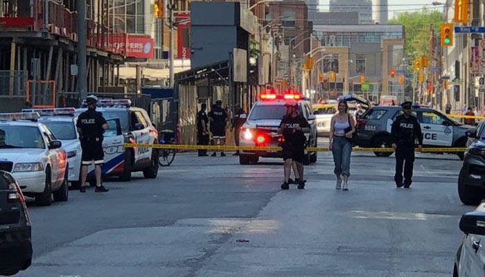 یک کشته و دو زخمی در تیراندازی بعدازظهر دیروز در دان تاون تورنتو