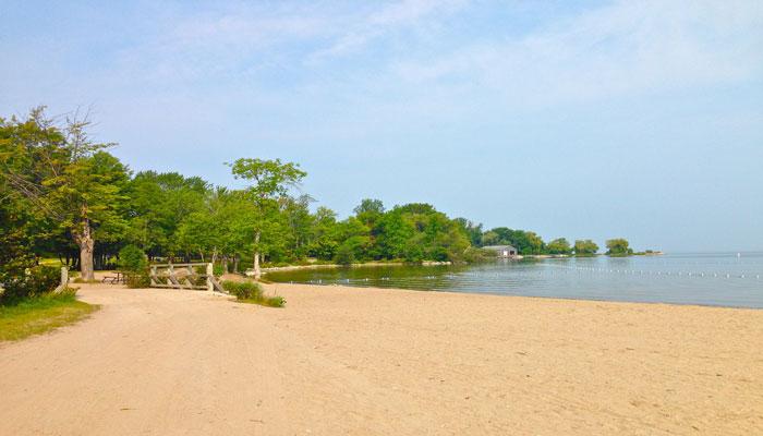 Photo of Sibbald Point؛ پارکی با ساحل شنی