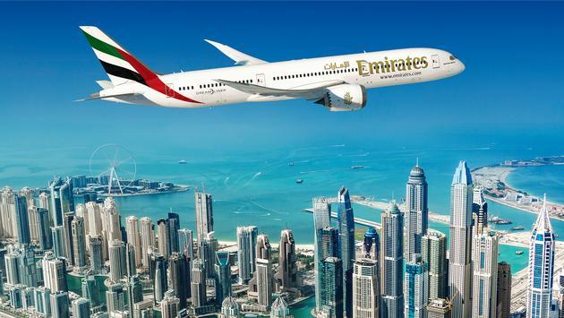 هواپیمایی امارات ۹ پرواز بینالمللی را از سر میگیرد؛ یک پرواز به تورنتو