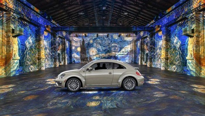 Photo of داخل ماشین خود بنشینید و از نمایشگاه آثار نقاشی ونگوگ دیدن کنید
