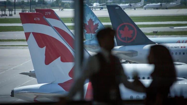 ایر کانادا زمان کریسمس را برای از سرگیری پروازهای هوائی پیشبینی کرده است