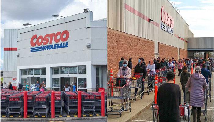 مشتریان همه فروشگاههای کاسکو در کانادا باید ماسک بزنند