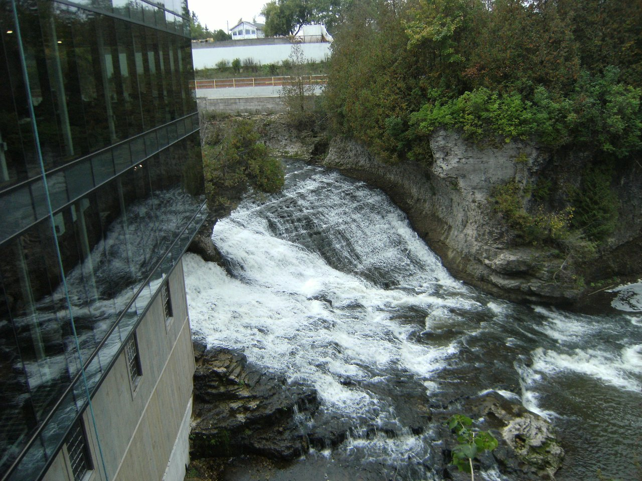 آبشار Elora Gorge