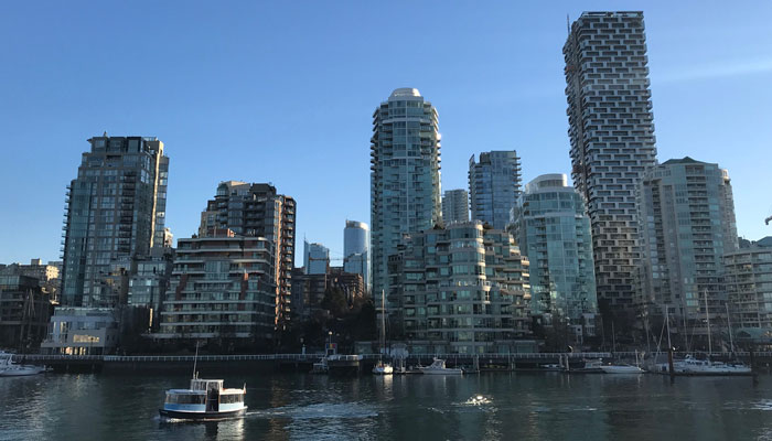 اجارهها در ونکوور به خاطر کرونا تا ده درصد کاهش مییابد