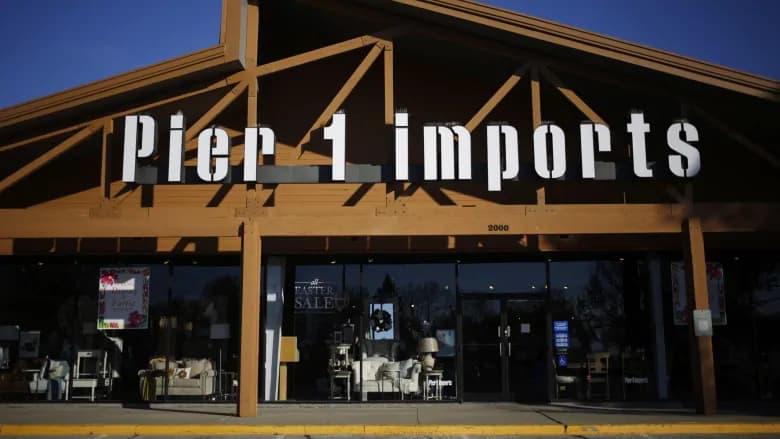 خرده فروشی Pier 1 همه ۵۴۰ فروشگاه خود در کانادا و آمریکا را برای همیشه تعطیل میکند