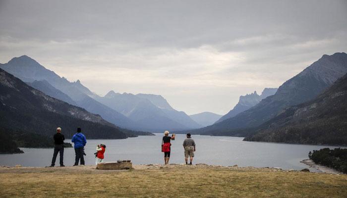 بعضی از پارکهای ملی کانادا از اول جون باز میشوند