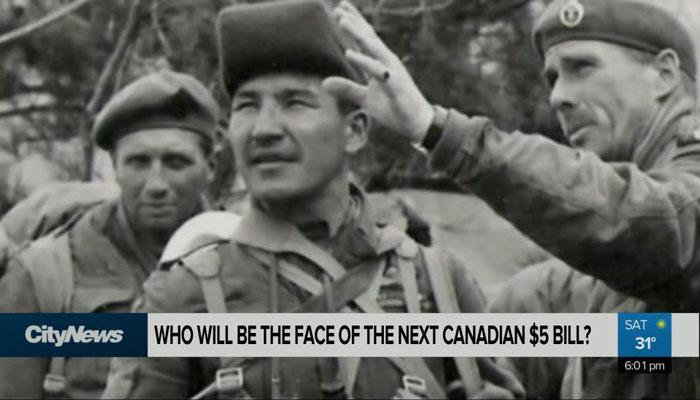 آیا اسکناس بعدی کانادا با چهره این قهرمان بومی کانادا منتشر میشود؟