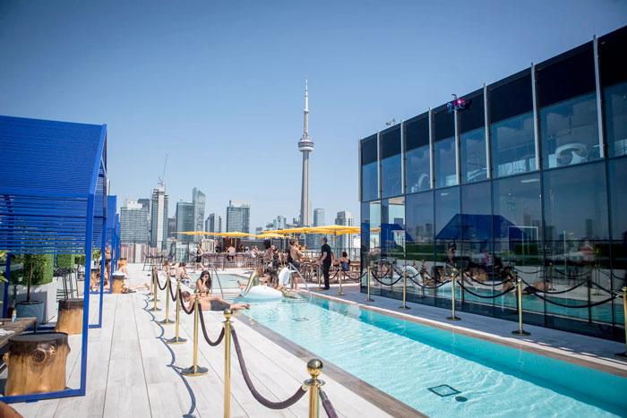 ۱۲ پیشنهاد هیجانانگیز برای این گرمای تابستان تورنتو
