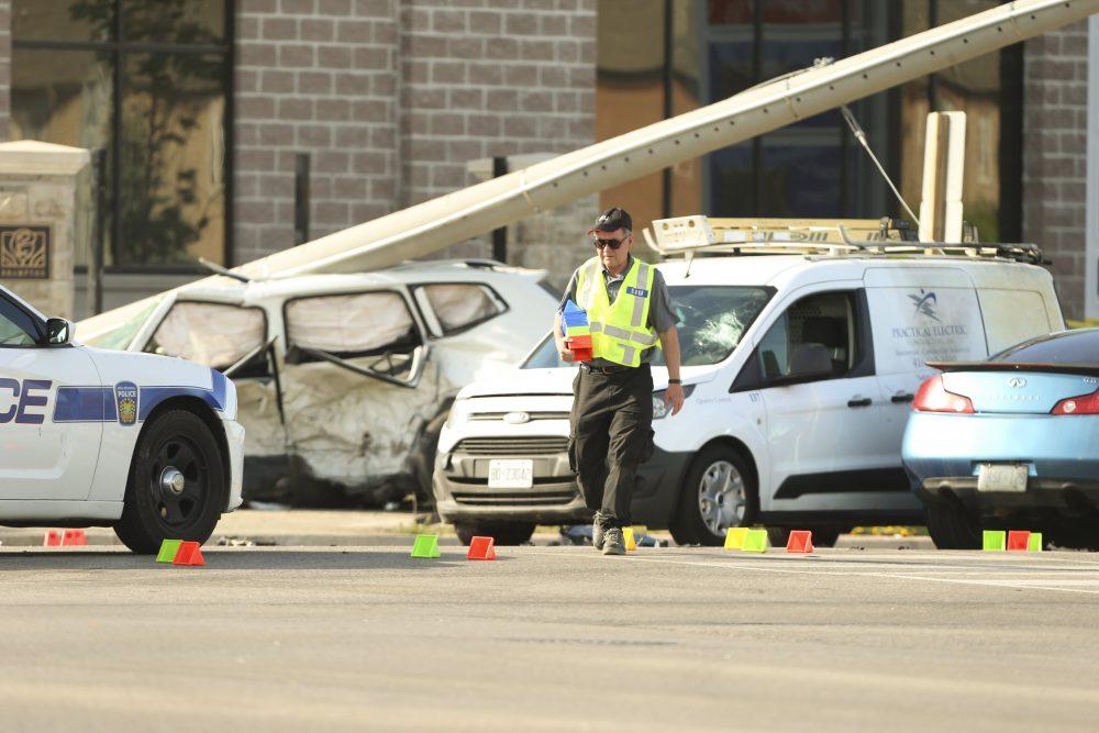 راننده ۲۰ ساله اینفینیتی آبی باعث مرگ دلخراش یک مادر و سه دختر شد