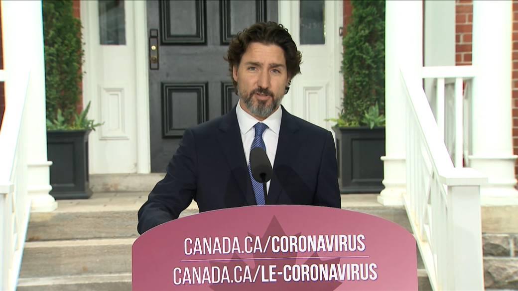 امروز - بودجه ۱۴ میلیارد دلاری کانادا برای شروع مجدد فعالیت اقتصادی در کشور
