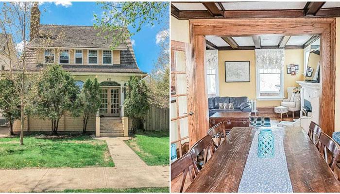 خانه رویایی با استخر در انتاریو؛ فقط ۴۷۵ هزار دلار