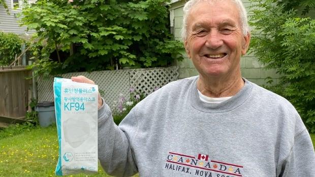 قدردانی کره جنوبی از کانادائی ۸۷ ساله که ۷۰ سال پیش برای این کشور جنگیده بود