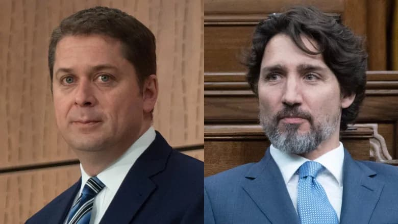 انتقاد رهبر محافظهکاران از نخست وزیر کانادا برای حضور در تجمع هزاران نفر در اتاوا