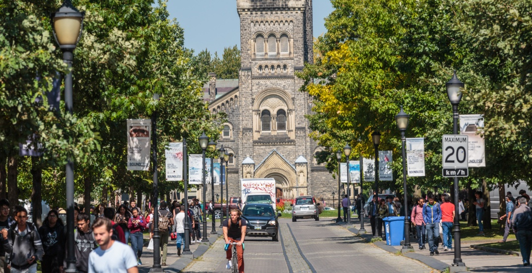 دانشگاه تورنتو بهترین دانشگاه کانادا و رتبه ۲۵ دنیا