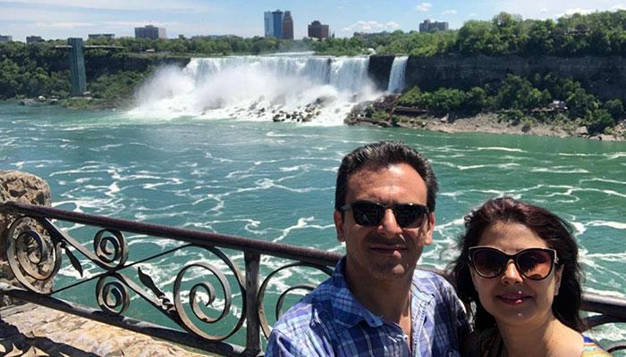 کامیار در ایران و پانتهآ در کانادا؛ زوج ایرانی که کرونا آنها را از هم دور کرده است