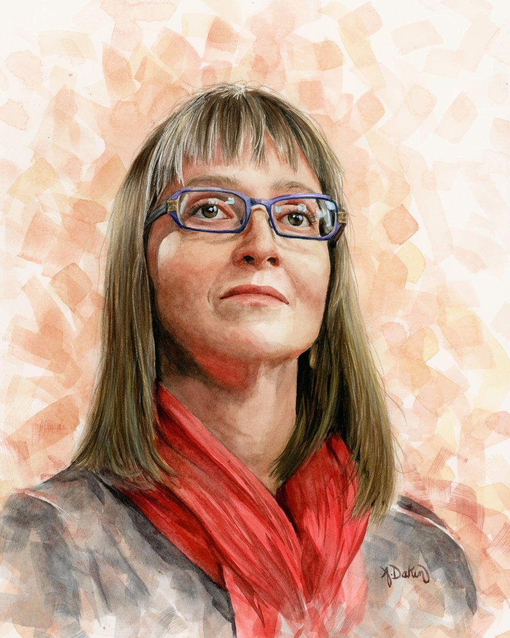 Deena Hinshaw