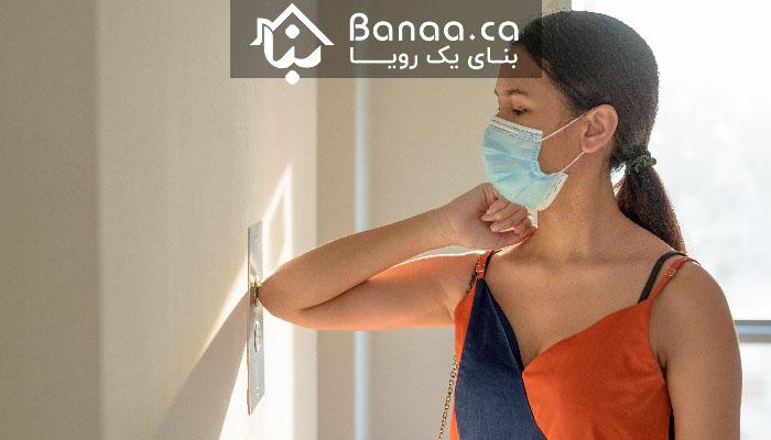 Photo of برخی کاندومینیومها در تورنتو استفاده از ماسک را در فضاهای عمومی اجباری کردهاند