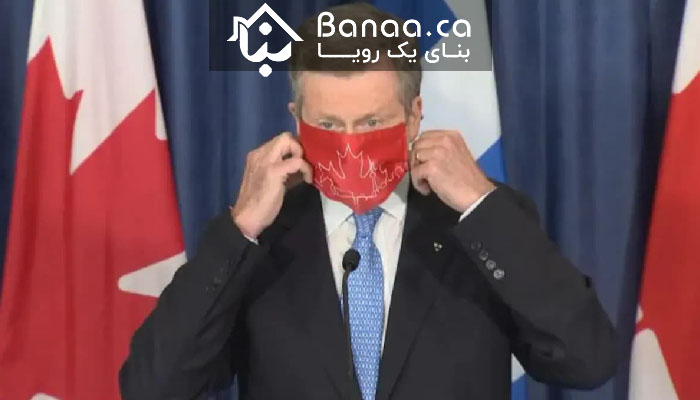 Photo of شهردار تورنتو از ساختمانهای آپارتمانی خواست تا ماسک را اجباری کنند
