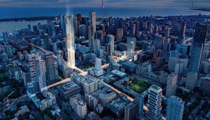 یک اتفاق مهم در بازار مسکن تورنتو؛ رونمائی از یک پروژه احداث کاندو بهصورت درایواین