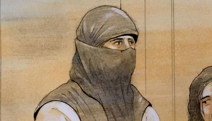 زن طرفدار داعش در زندان کانادا: آزادم کنید باز هم حمله میکنم