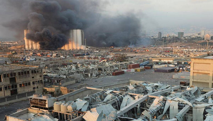 Photo of انفجار در بیروت؛ کانادا نگران سلامت ۱۱ هزار شهروند خود در لبنان است