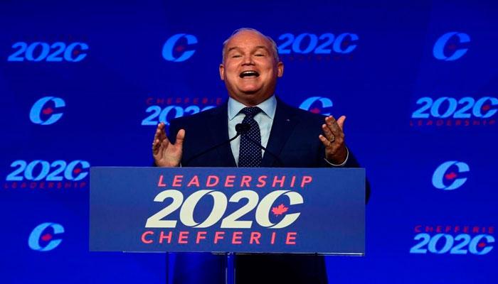 برنامههای رهبر جدید محافظهکاران کانادا: حفظ ارزشهای حزب و بازخواست از ترودو