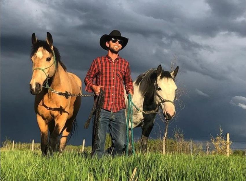 از آلاسکا تا کلگری؛ ۳۴۵۰ کیلومتر سفر کابوی برزیلی با اسب