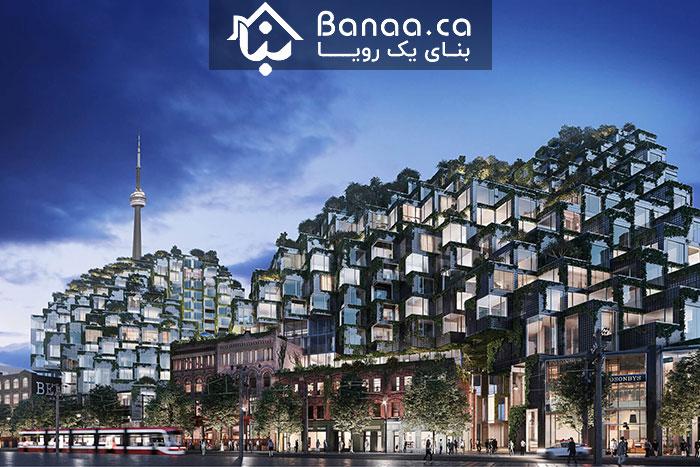 تورنتو؛ خریداران کاندوهای این پروژه در حال ساخت، ماشین پورشه و ساعت رولکس جایزه گرفتند