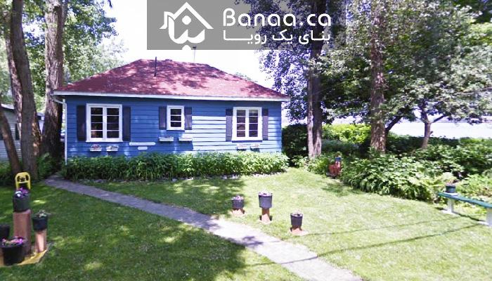این خانه دیتچد در تورنتو حداکثر باید ۱۶۰ هزار دلار فروخته شود