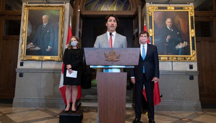 تنشها در رهبری سیاسی کانادا ادامه دارد؛ تعطیلی موقت پارلمان و اعتراض مخالفان