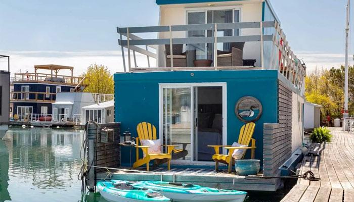 Photo of اگر به فکر خریدن خانه شناور هستید، شاید الان بتوانید با قیمت بهتری بخرید