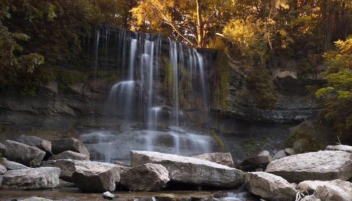 Rock Glen Gorge؛ سفر به درهای که رویای شکارچیان فسیل است