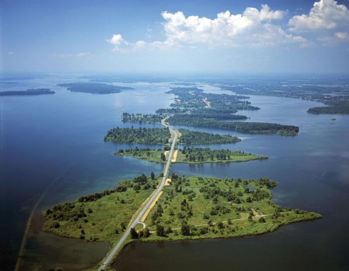 ۱۱ جزیره جذاب در انتاریو که فقط در یک روز میتوانید از همه آنها دیدن کنید