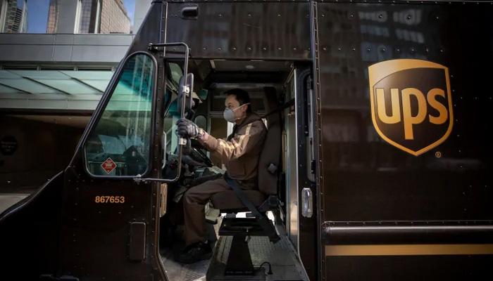 بازرگانان آمریکائی همچنان بدون نیاز به قرنطینه به کانادا سفر میکنند؛ این بار مدیر یو پی اس