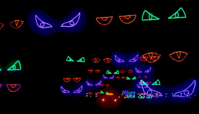 تورنتو، هالووین امسال را با جشنواره نور Drive-Thru جشن میگیرد
