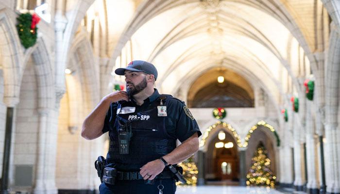 حفاظت امنیتی از نمایندگان پارلمان کانادا افزایش مییابد؛ تهدیدها زیاد شده است