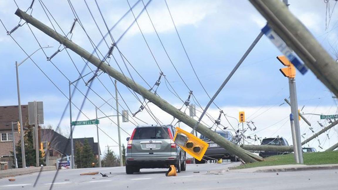 اگر خانه یا اتومبیل شما در طوفان خسارت ببیند باید چکار کنید؟