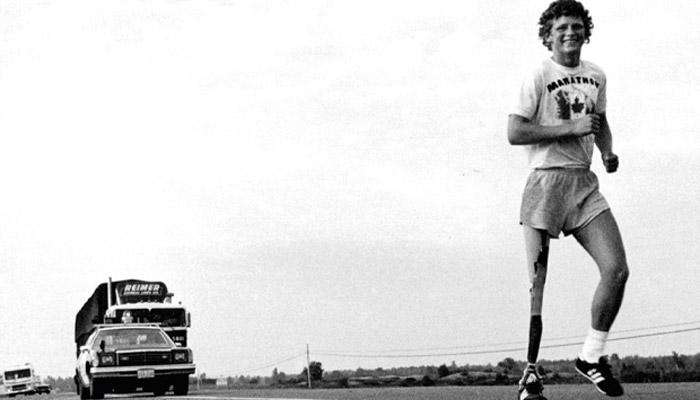 داستان زندگی تری فاکس؛ قهرمان کانادایی که تاثیر مهمی بر درمان مبتلایان به سرطان داشت