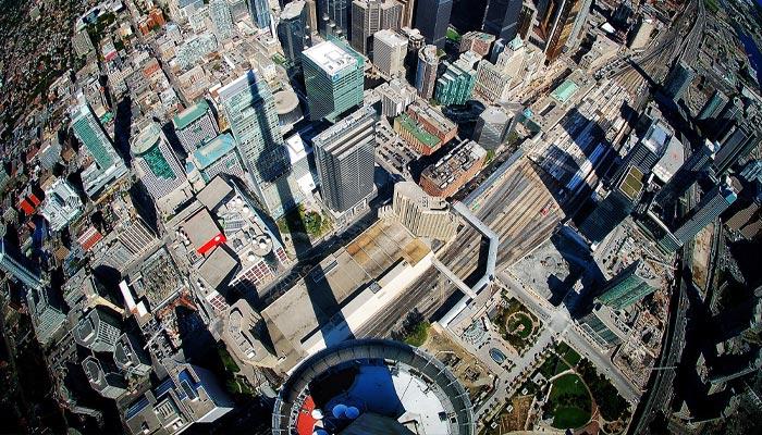 بلندترین ساختمانهای شهر تورنتو