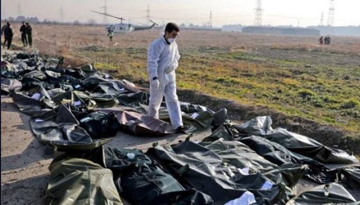 گزارش سیبیسی از نوار منسوب به محمد جواد ظریف درباره سرنگونی هواپیمای اوکراینی و واکنش امروز ایران