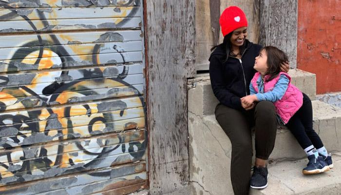 مادر اهل تورنتو در زمان پاندمی یک فروشگاه آنلاین برای لوازم دست دوم بچگانه راه انداخت